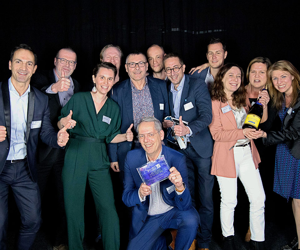 HR Team of the Year© 2019 : Audi Brussels