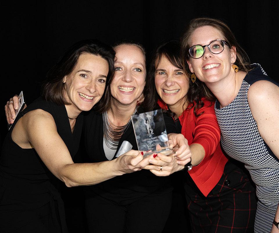 Learning Award 2019 by Epsilon – prix du public : ALD Automotive